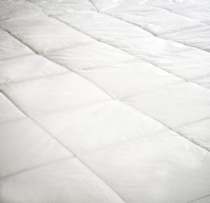 diamond quilted electric blanket