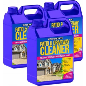 Patio and drive way cleaner