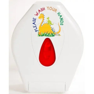 DIno range toilet roll dispenser
