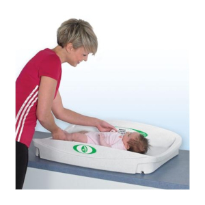 counter top baby changing table