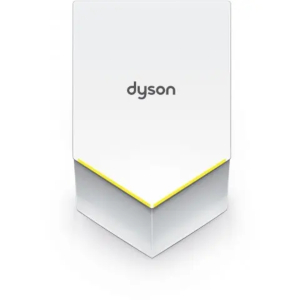 Dyson airblade in white