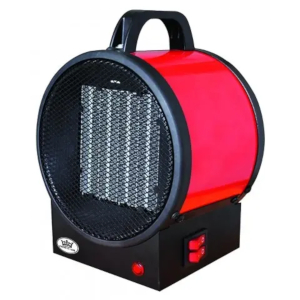 Commercial fan heater