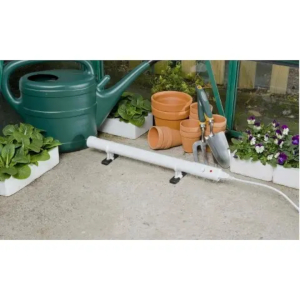 Greenhouse tubular heater