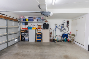 tidy home garage