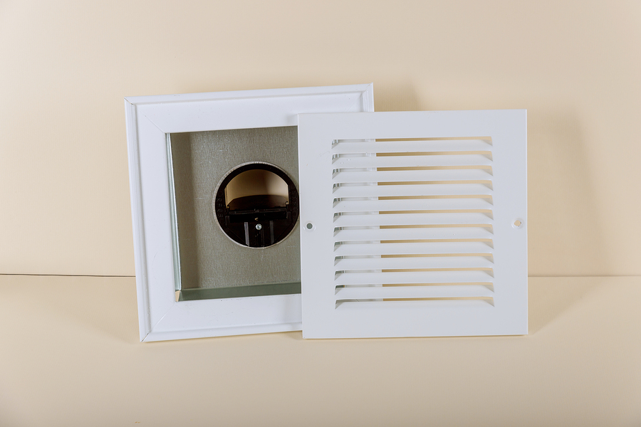 extractor fan with cover