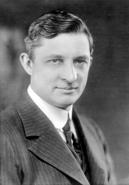 Willis Carrier, inventor of the air conditioner