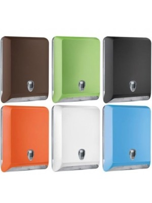 Coloured Paper Towel Dispensers