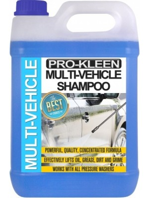 Pro-Kleen Multi Vehicle Car Shampoo