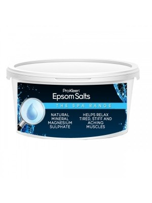 Epsom Salts Crystals