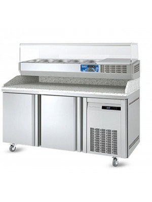 LEC Pizza Counters