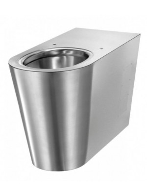 Toilet Pans & Troughs Stainless Steel