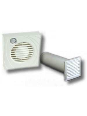 Toilet & Bathroom Extractor Fans (4