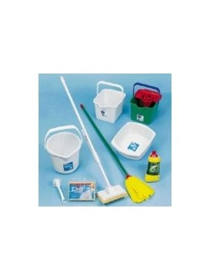 Janitorial Supplies And Trolleys