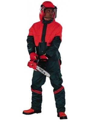 Chainsaw Protective Clothing and Equipment