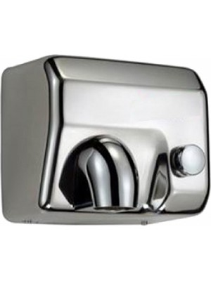 Brushed Stainless Steel Hand Dryers