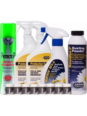 Bed Bug Treatment Kits
