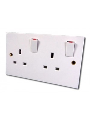 Mains socket