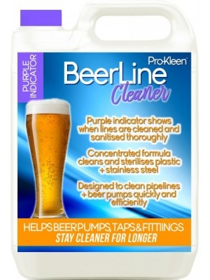 Beerline Cleaners