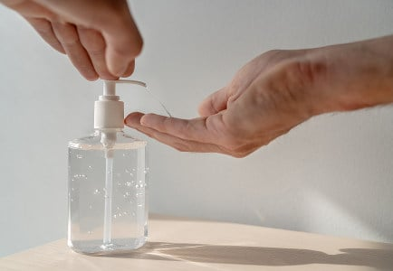 Does Hand Sanitiser Kill Coronavirus?