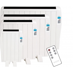 MYLEK Aluminium Panel Heater Radiator 7 Day Timer + Open Window Detection