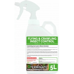 Xterminate Organic Insect Killer Spray 5L