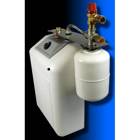 15 Ltr Rapid 'Fast Flow' Pro Under sink Unvented Water Heater (with Expansion Vessel Kit) 2KW