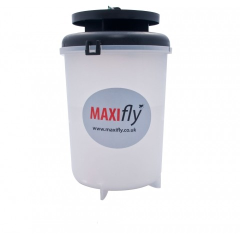 maxifly fly trap set 4 traps super effective outdoor fly control