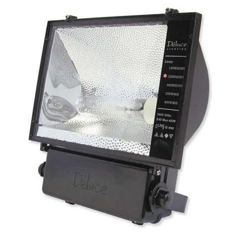 150 watt sodium flood light fitting diy outdoor security 150 watt sodium flood fitting aloadofball Choice Image