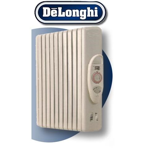 instructions for delonghi oil filled radiators
