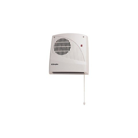 dimplex fx20v fan heater 2kw wall mounted. Black Bedroom Furniture Sets. Home Design Ideas