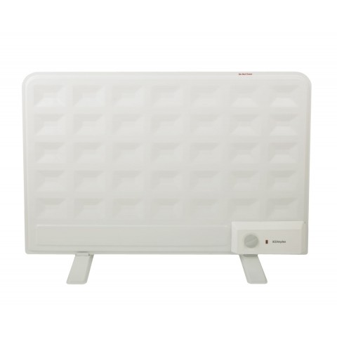 dimplex ofx750 oil filled panel radiator with thermostat. Black Bedroom Furniture Sets. Home Design Ideas