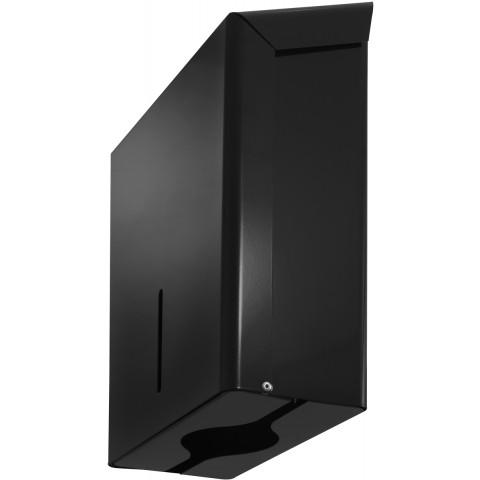 Black Paper Towel Dispenser Image