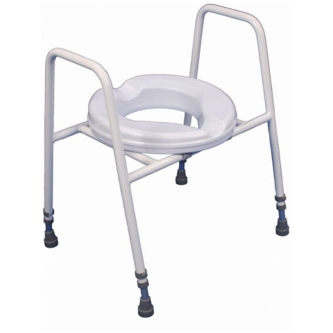 Ambassador Raised Toilet Seat And Frame Hsdonline