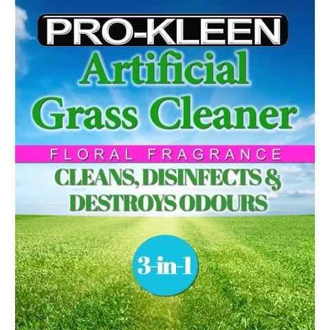 5l Pro Kleen Artificial Grass Cleaner Floral Fragrance