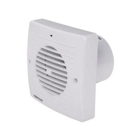 """Addvent 100mm 4"""" Low Wattage Extractor Fan with Integrated ..."""