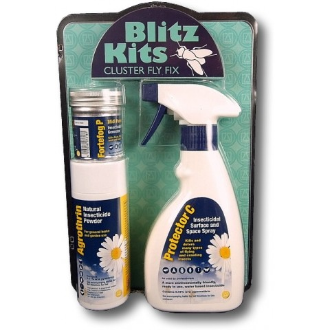 Cluster Fly Control Cluster Fly Blitz Kit Pest Control
