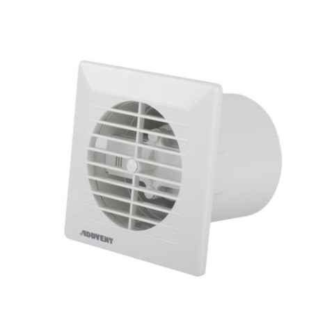 """Addvent 100mm 4"""" Flush Fit Extractor Fan with Timer - HSD ..."""