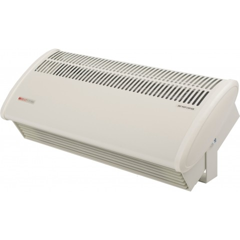 Heatstore Remote Control High Level Fan Heater 3kw Hsd Online
