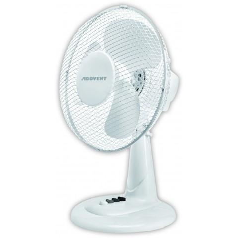 Addvent Oscillating 12 Inch Desk Fan Hsd Online