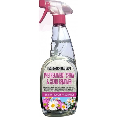 750ml Of Pro Kleen Carpet Stain Remover Amp Pre Treatment