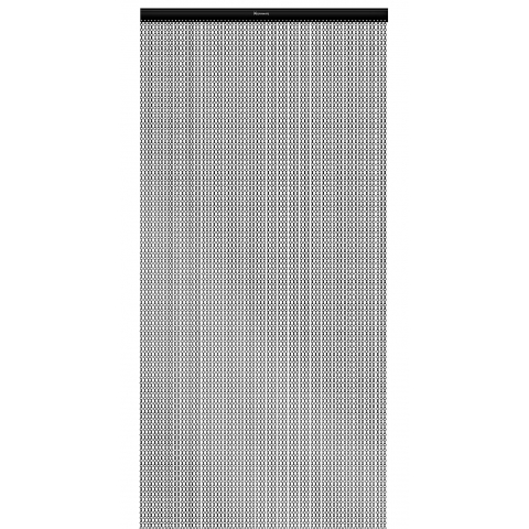 Commercial Metal Aluminium Fly Screen Chain Link Home Room Door Curtain
