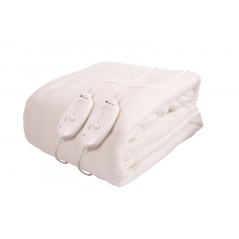 Homefront Fully Fitted Super King Size Electric Blanket