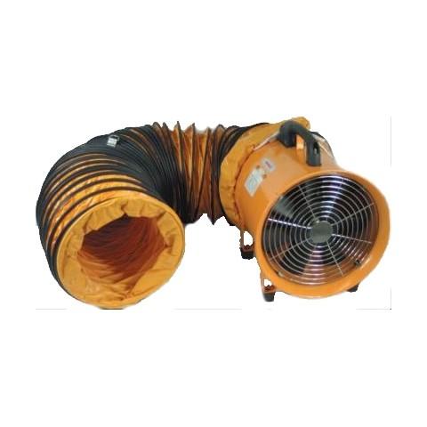 Portable 300mm Air Transfer Fan 5m Flexible Ducting