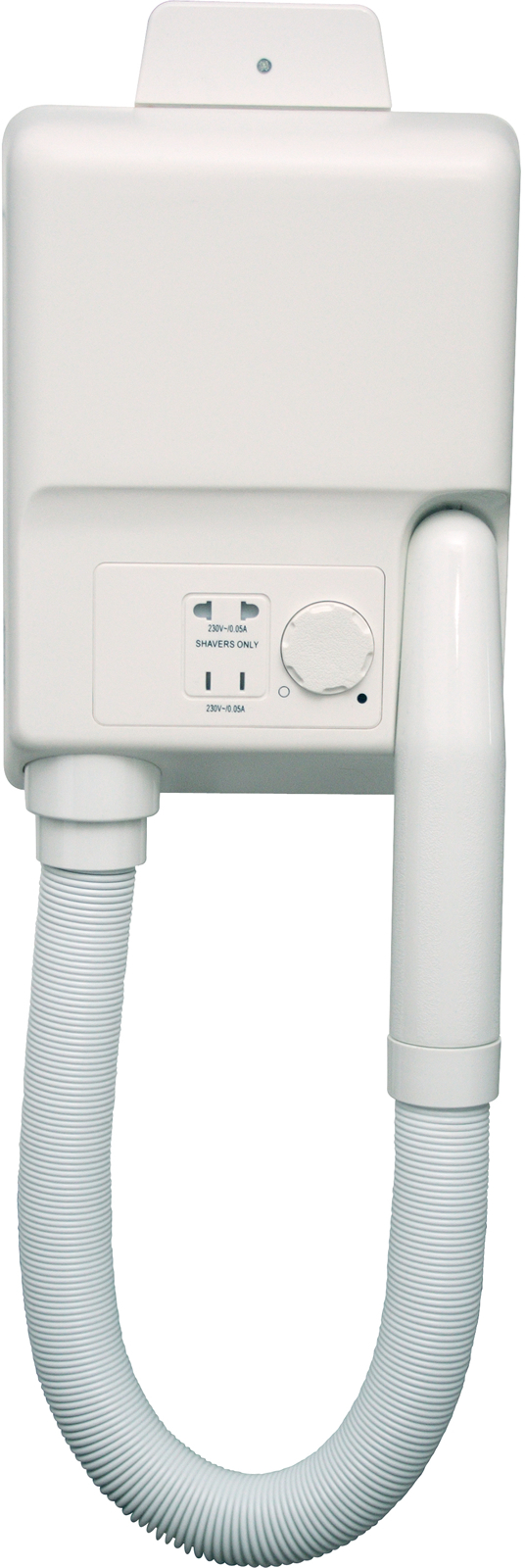 Bathroom body dryer