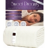 Sweet Dreams Fully Fitted Fleece Single Electric Blanket with Single Control