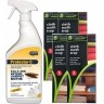 1 Litre Moth Killer Spray with 4 x 3PK Sticky Moth Traps
