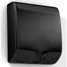 Black slimline eco hand dryer