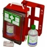 Eyewash Cabinet Clear Front with 2 x 500ml
