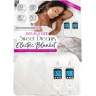 Sweet Dreams Luxury Double Fully Fitted Electric Blanket with Dual Controls - Prestige Comfort