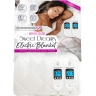 Sweet Dreams Luxury King Size Fully Fitted Electric Blanket with Dual Controls - Prestige Comfort
